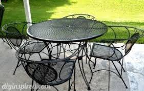 Outdoor Furniture Metal Foter