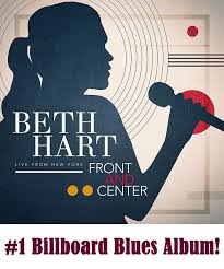 Front Center Debuts 1 On Billboard Current Blues Albums