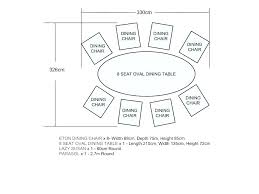 full size of dining table sizes seating length height at kitchen island round size for 6