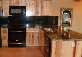 black granite countertops pictures