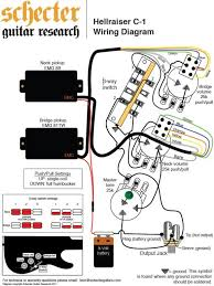 schecter pickups wiring diagrams and coil selection question schecter pickups wiring diagrams