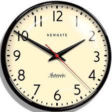 Buy newgate battersby wall clock dia50cm john lewis buy newgate battersby wall  clock dia50cm online at johnlewis amipublicfo