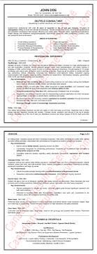 Functional Resume For Canada Joblers Regarding How To Write A