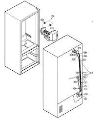 wiring diagram for kenmore elite refrigerator the wiring diagram kenmore elite refrigerator parts model 79575196400 sears wiring diagram