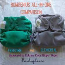 Bumgenius All In One Size Chart Bumgenius All In One Diaper Options Elemental Vs Freetime
