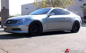 Infiniti G35/G37 Coupe Custom Wheels | Elementwheels.com