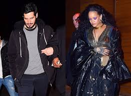 Rihanna's old boyfriend was chris brown.but for sure no one knows who rihanna is dating now,but i am sure it might be in the magazines,cause everything is mostly on the magazines!!!ohhhh and have a good day!!!bye for now!!! Rihanna And A Ap Rocky S Relationship Timeline Rihanna Boyfriend A Ap Rocky Dating History