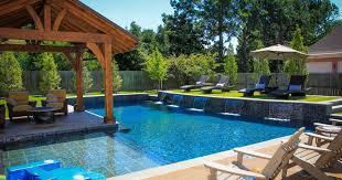 river stone backyard. backyard pool designs - myfavoriteheadache.com small prices | design ideas river stone