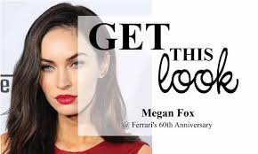 get this look megan fox hidden in beauty