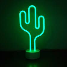 Cactus Neon Light Chi Buy Led Custom Made Neon Sign Cactus Neon Light Desktop Neon Light Sign Holiday Wedding Christmas Decoration