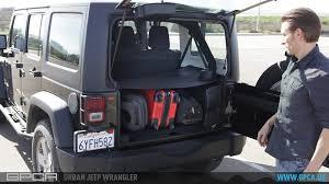 gpca jeep wrangler cargo cover in california
