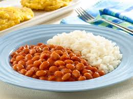 puerto rican rice and beans with chicken.  With To Puerto Rican Rice And Beans With Chicken
