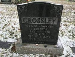 Verlie Lillian Crossley (1903-Unknown) - Find A Grave Memorial