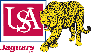 Image result for south alabama jaguars