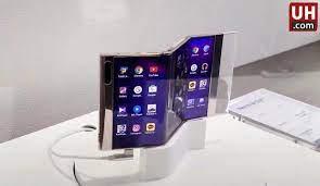 Samsung'dan Akordeon Akıllı Telefon | Şanlıurfadan Güncel Haberler