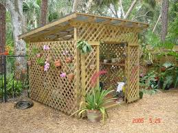 17 best garden lath house images on orchid shade house