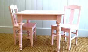 kids play table and chair