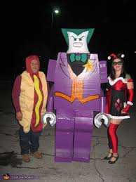 joker and harley quinn lego joker costume