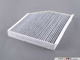 FILTERTECH - <b>8K0819439A</b> - Charcoal Lined <b>Cabin Filter</b> / Fresh ...