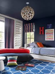 Kids' room - contemporary boy light wood floor kids' room idea in Dallas  with