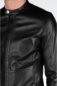 armani collezioni men jackets at armani collezioni collezione faux leather