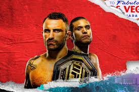 UFC Fight Cards, Watch Times, Live Stats
