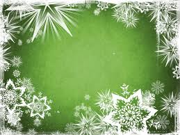 Green Christmas Backgrounds Happy Holidays