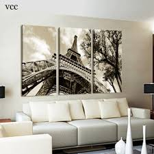 Wall Art Decor For Living Room Aliexpresscom Buy Paintings On The Wall Art Canvas Painting