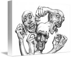 Hear no Evil, See no Evil, Speak no Evil by Gavin Mayhew