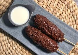 Jenis makanan ini sangat mudah ditemukan baik di pinggir jalan sampai di restoran. Resep Sate Pisang Ala Taichan Goreng Oleh Enonew Cookpad