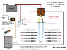 2000 ford f 250 fuse box diagram diagram pinterest ford and 2000 Ford Excursion Fuse Panel Diagram 7 3 powerstroke wiring diagram google search automotive engineeringford dieselford excursiontruckgarage 2000 ford excursion fuse box diagram