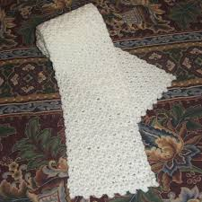 Free Crochet Patterns For Scarves Awesome Draft Dodger ScarfFree Pattern Cobblerscabin's Weblog