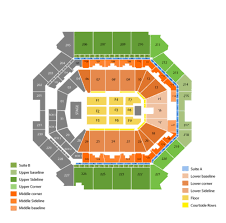 Boxing Seating Chart Barclays Center Barclays Center Seating Chart Cheap Tickets Asap