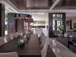 modern mansion dining room. Perfect Modern Mansion In Beverly Hills · Dining RoomsModern Room R