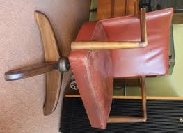 leather swivel office chair. 1930\u0027s Hillcrest Leather Swivel Office Chair