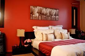 Red Bedroom Decorations Red And White Bedroom Walls