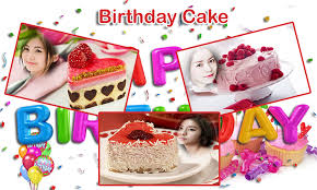 Free Birthday Cake Photo Frame Apk Download For Android Getjar