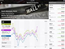 yahoo finance app.  Yahoo Yahoo Finance To Yahoo App E