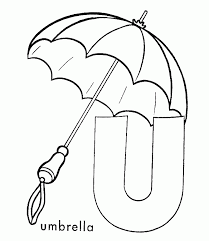 New free coloring pages stay creative at home with our latest. Printable Umbrella Coloring Home