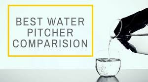 Pur Vs Brita Vs Zero Water Vs Mavea Water Pitcher Filter