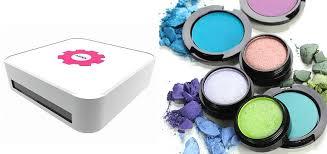 mink 3d printer makeup