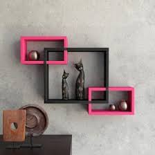 wall furniture design. Intersecting Shelves Wall Furniture Design
