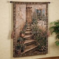 tuscan villa ii wall tapestry touch to zoom