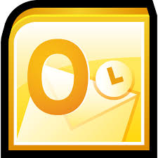 Brown Microsoft Office Microsoft Office Outlook Icon Larmer Brown