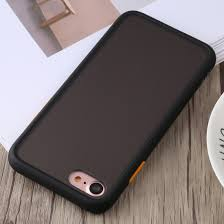 Totu Design China Totudesign Gingle Series Ii Shockproof Tpu Pc Case For Iphone 8 7 Black