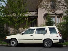 Curbside Classic: 1984 Toyota Tercel Wagon