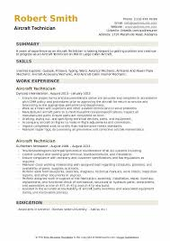 ndt resume samples aircraft technician resume samples qwikresume
