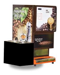Tea Coffee Vending Machine Rental Basis Adorable Products R K COFFEE INDUSTRIES