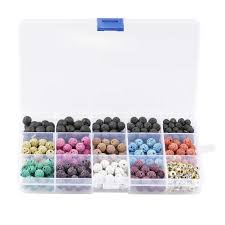 loose beads stone finding box kit diy jewelry making material accessories