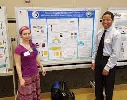 the office posters. Linda Rossman And Eric Barker Presenting Poster On \u201cPiezospectroscopy For Non-Invasive Stress Detection The Office Posters